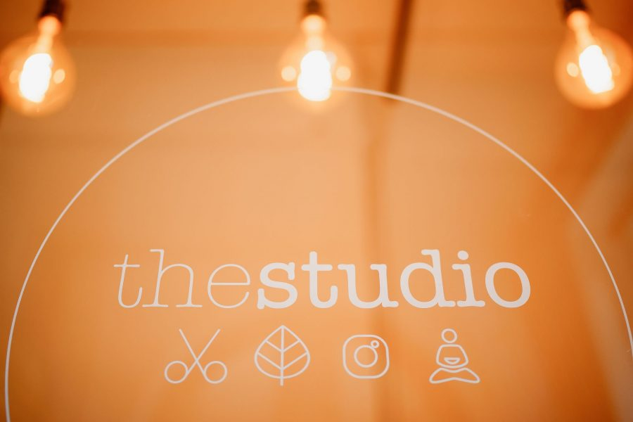 Hair Salon Photography Manchester - The Studio Manchester Northern Quarter by GhostCat Media.